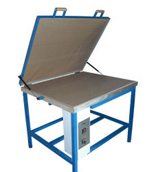 Plastic sheet heater ( LM - 1 , LM - 2 )