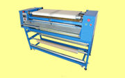 LARGE FORMAT ROTARY HEAT TRANSFER MACHINE ( CALANDER )