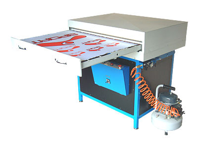 Large format transfer press  ( PS - 7 )